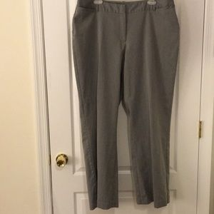 Size 18 curvy trousers